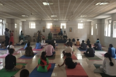 SCRU, Bengalure IDY 2019 Yoga Performance