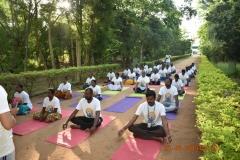 SMPG, Mettur Yoga Performance