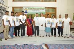 SCRU, Tripathi IDY 2019 Celebration