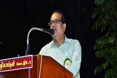 Vote of Thanks by Dr. S. Selvarajan
